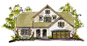 House Plan 68114