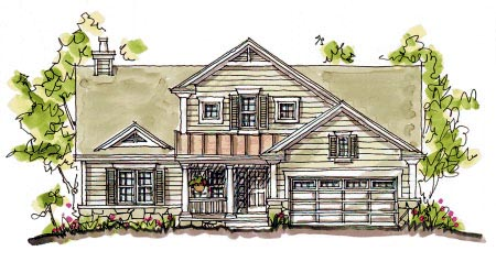 House Plan 68115