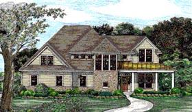 House Plan 68131