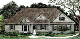 House Plan 68135