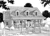 Plan Number 68147 - 2297 Square Feet