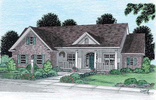 House Plan 68148