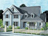 Plan Number 68151 - 2086 Square Feet
