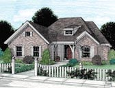 Plan Number 68156 - 1541 Square Feet