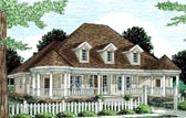 Plan Number 68163 - 2349 Square Feet