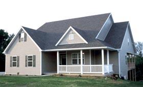 House Plan 68164