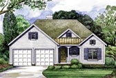 Plan Number 68201 - 1678 Square Feet