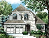 Plan Number 68205 - 1780 Square Feet