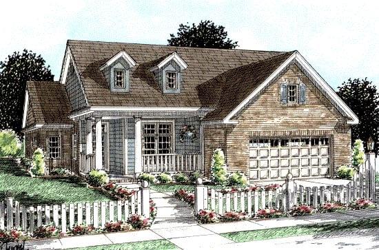 House Plan 68209