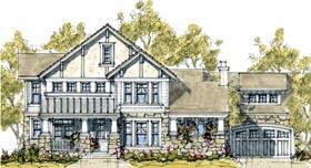 Craftsman House Plan 68278 Elevation