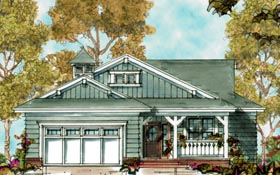 House Plan 68313