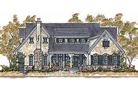 House Plan 68340