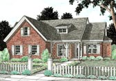 Plan Number 68432 - 1694 Square Feet