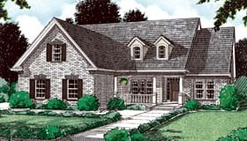 House Plan 68440