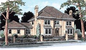 House Plan 68453