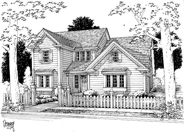 House Plan 68462