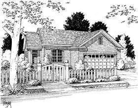 House Plan 68482