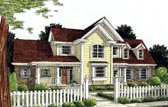 Plan Number 68505 - 2023 Square Feet