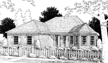 Victorian House Plan 68507 Elevation