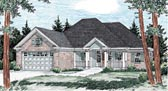 Plan Number 68515 - 1394 Square Feet