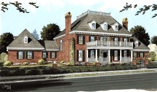 House Plan 68557