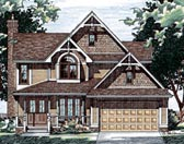 Plan Number 68607 - 1768 Square Feet
