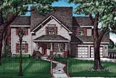 Plan Number 68703 - 2282 Square Feet
