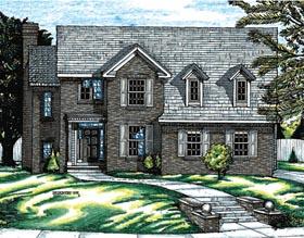 House Plan 68753
