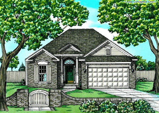House Plan 68760