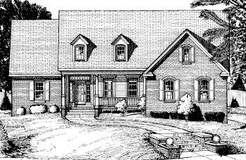 House Plan 68804