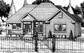 Plan Number 68816 - 1941 Square Feet