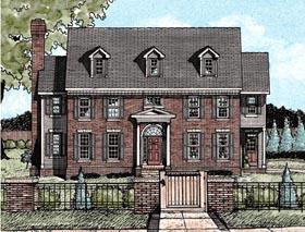 House Plan 68821