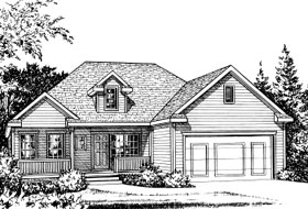 House Plan 68834