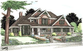 House Plan 68842