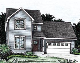 House Plan 68857
