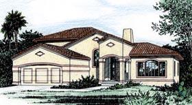 House Plan 68900