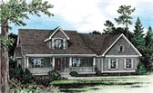 Plan Number 68908 - 2687 Square Feet