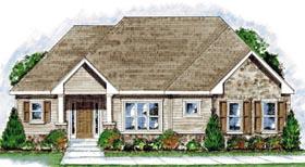 House Plan 68916