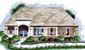 Plan Number 68918 - 1888 Square Feet