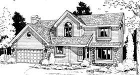 House Plan 68923