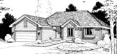 Plan Number 68924 - 1515 Square Feet