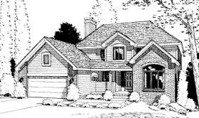 House Plan 68942