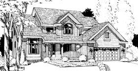 House Plan 68948