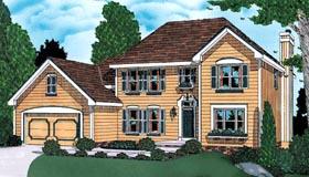 House Plan 68949