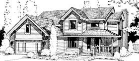 House Plan 68971