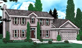 House Plan 68981
