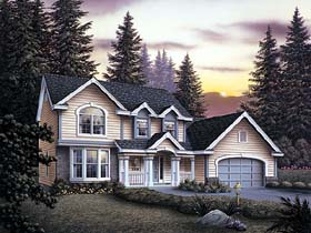 House Plan 69005
