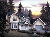 Plan Number 69005 - 2806 Square Feet