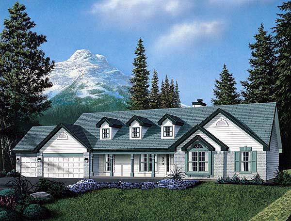 House Plan 69014
