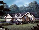 Plan Number 69017 - 1791 Square Feet